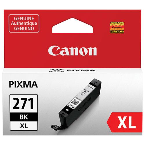 Canon CLI-271 XL Black Ink Cartridge