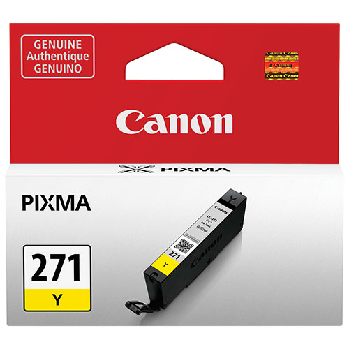 Canon CLI-271 Yellow Ink