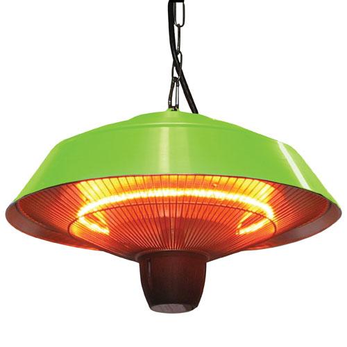 EnerG+ Hanging Radiant Infrared Electric Patio Heater - 5100 BTU