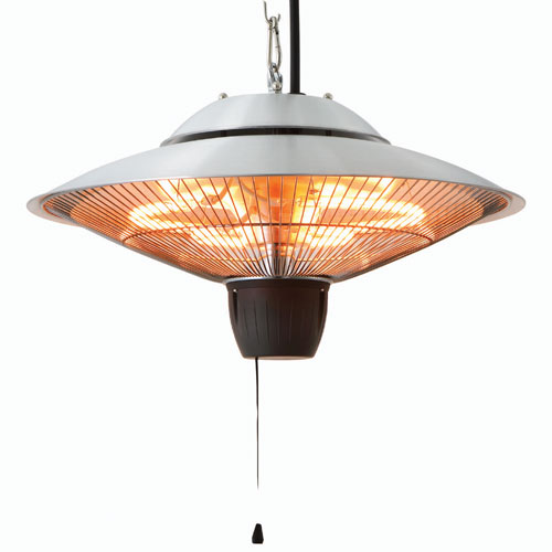 EnerG+ Outdoor Hanging Infrared Electric Heater - 5,100 BTU