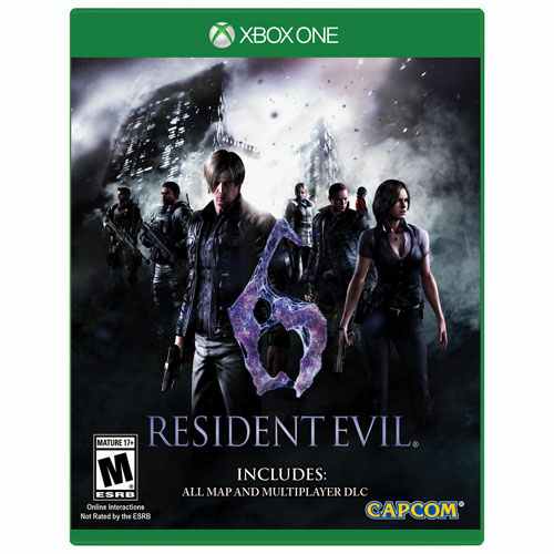Resident Evil 6 (Xbox One) - Previously Played
