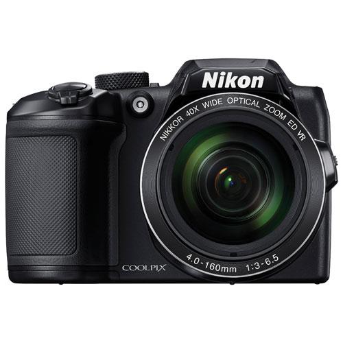 nikon coolpix b500 16mp 40x optical zoom digital camera : point and ...