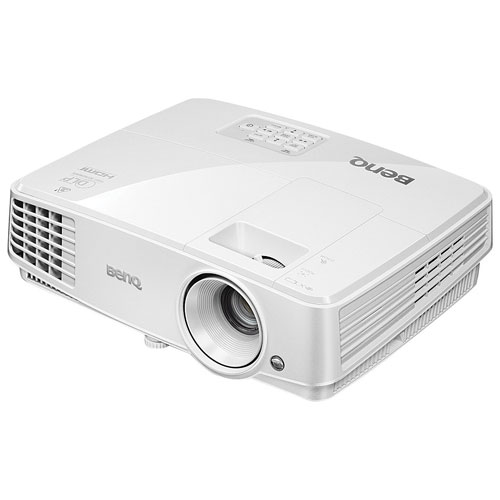 BenQ 1080p DLP Data Projector (MW526A) - White