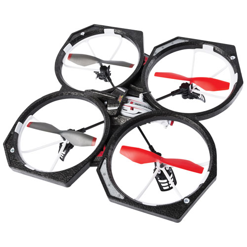 Air Hogs Helix Sentinel Quadcopter Drone With Camera FPV Goggles