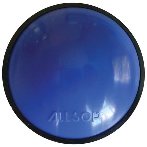 Allsop Home & Garden Pot Pads - 4 Pack - Cobalt