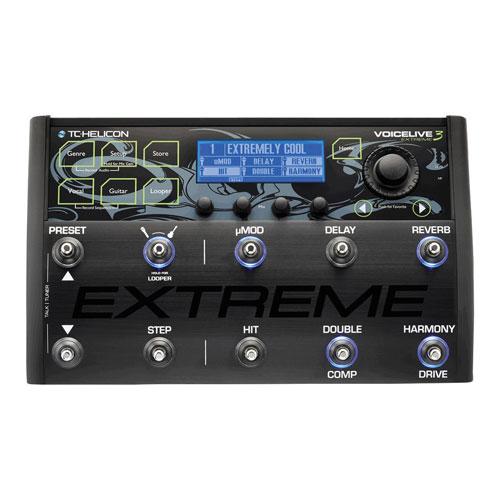 VoiceLive 3 Extreme de TC-Helicon