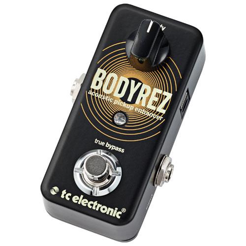 TC Electronic BodyRez Guitar Pedal