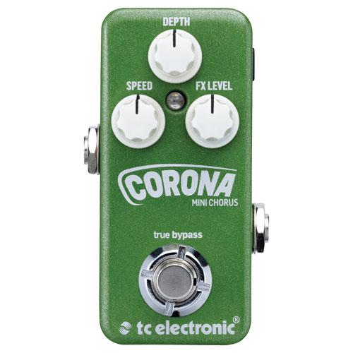TC Electronic Corona Mini Chorus Guitar Pedal