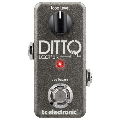 TC Electronic Ditto Looper Guitar Pedal