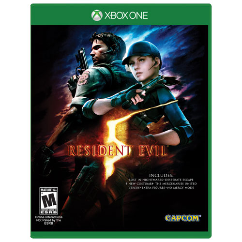 Resident Evil 5 (Xbox One) - Previously Played