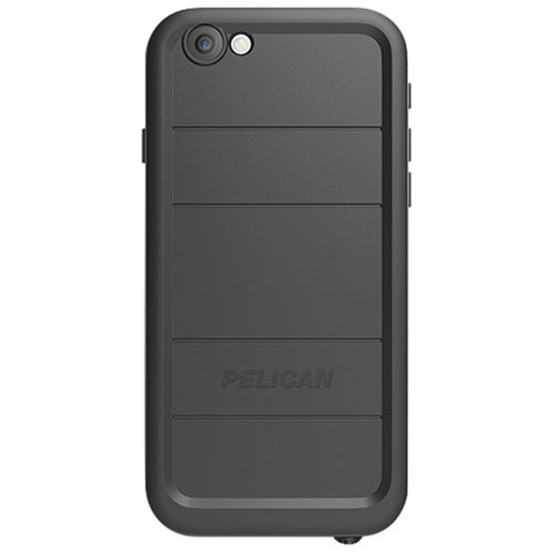 Pelican Marine iPhone 6/6s Fitted Hard Shell Case - Black