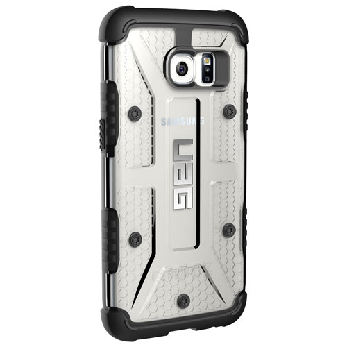UAG Samsung Galaxy S7 Fitted Hard Shell Case - Ice/Transparent