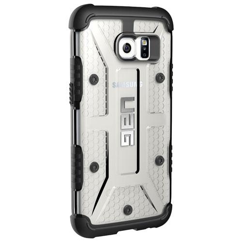 Étui rigide ajusté d'UAG pour Galaxy S7 de Samsung - Glace - Transparent