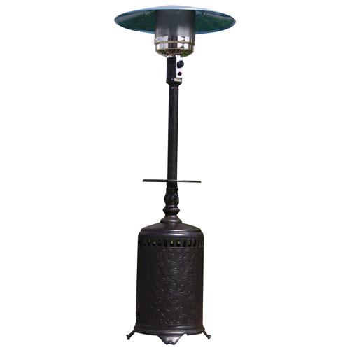 High Quality Paramount Freestanding Propane Patio Heater   41,000 BTU : Patio Heaters    Best Buy Canada
