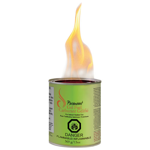 Paramount Citronella Gel Fuel Canister - 369g