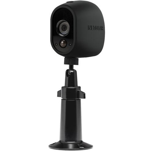 Support de caméra de surveillance pour l'extérieur d'Arlo - Noir