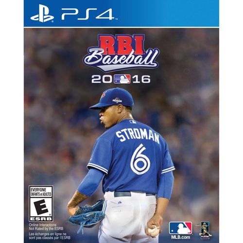 RBI Baseball 2016 (PS4)