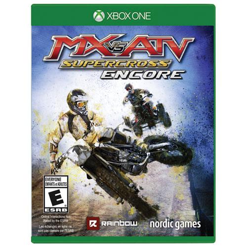 MX vs. ATV Supercross Encore (Xbox One) - English