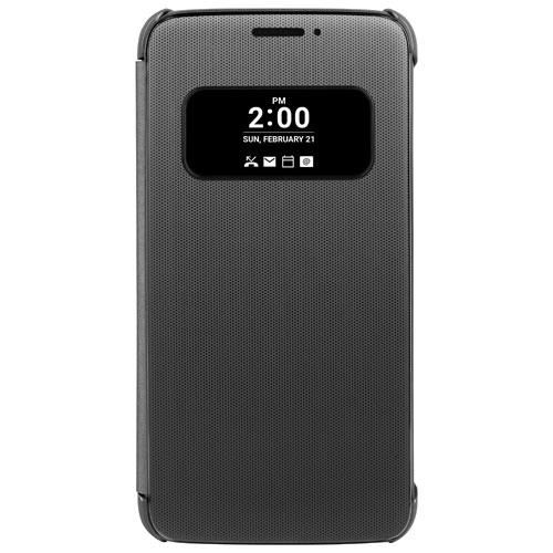 LG G5 Quick Cover Folio Case - Titan