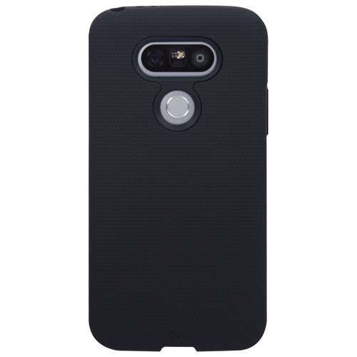 Case-Mate Tough LG G5 Fitted Hard Shell Case - Black