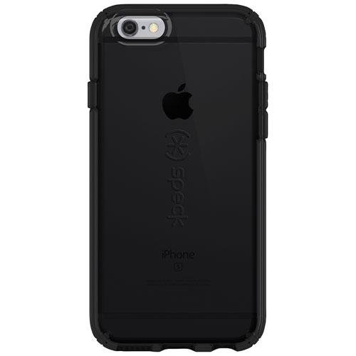 Étui rigide ajusté CandyShell de Speck pour iPhone 6/6s - Onyx noir
