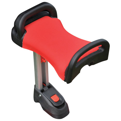Selle BuggyBoard Saddle de Lascal - Rouge