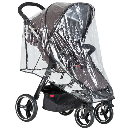 phil&teds Smart Stroller Storm Cover