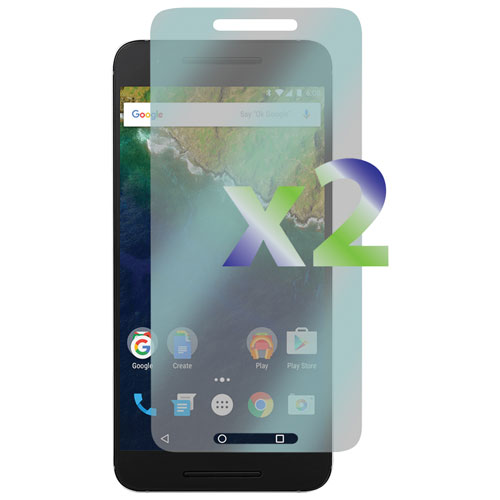 Exian Google Nexus 6p Screen Protector - Clear
