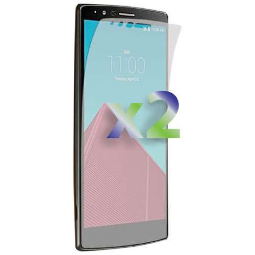 Exian LG G4 Anti-Glare Screen Protector - 2 Pack