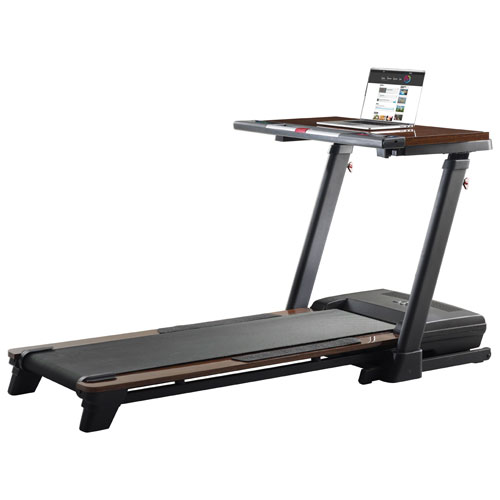 Nordictrack Treadmill Desk Ntl99115 Treadmills Best Buy Canada