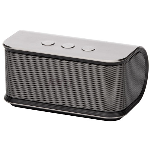 JAM Alloy Bluetooth Wireless Speaker - Silver