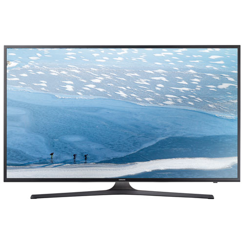 "Samsung 50"" 4K Ultra HD LED Tizen Smart TV (UN50KU6290FXZC) - Dark Titan"