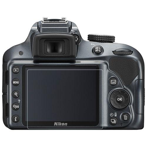 Protecteur d'écran en verre Phantom pour D3100/D3300 de Nikon (PGC-015)
