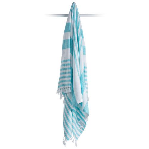 Lulujo Muslin Turkish Towel Blue Baby Towels Robes Best Buy