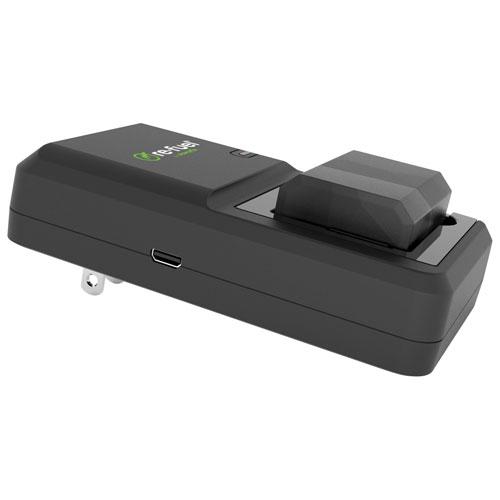 Trousse de chargement de Re-Fuel pour NP-FW50 de Sony/appareils photo série A de Sony (RFK-300FW50)