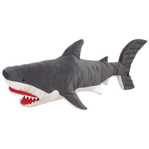Melissa   Doug Shark Plush Toy   Plush Toys - Best Buy Canada d95b21a65