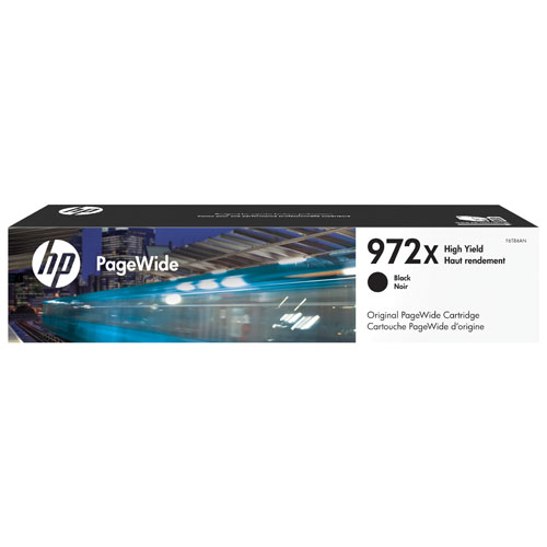 HP PageWide 972X Black High Yield Ink