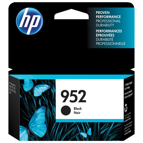 HP 952 Black Ink (F6U15AN#140)