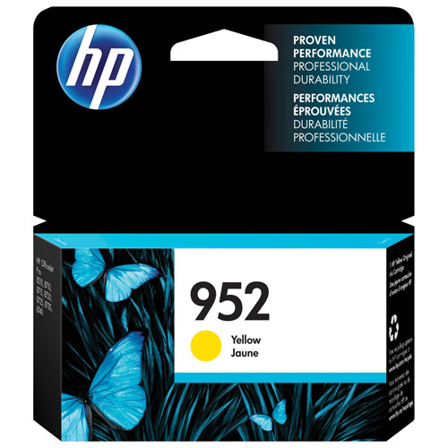 HP 952 Yellow Ink (L0S55AN#140)