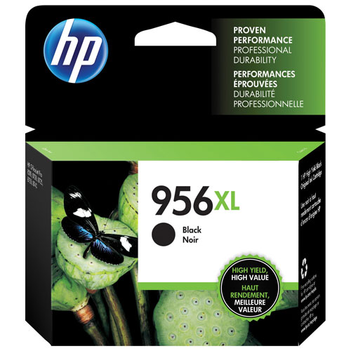HP 956XL Black Ink