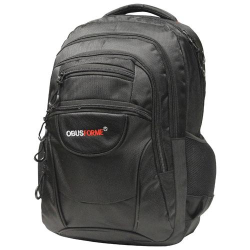 7da2ef7723ff ObusForme 35L Travel Backpack - Black   Backpacks - Best Buy Canada