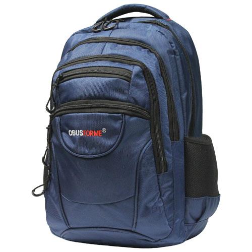 fcaf71c711fd ObusForme 35L Travel Backpack - Navy   Backpacks - Best Buy Canada