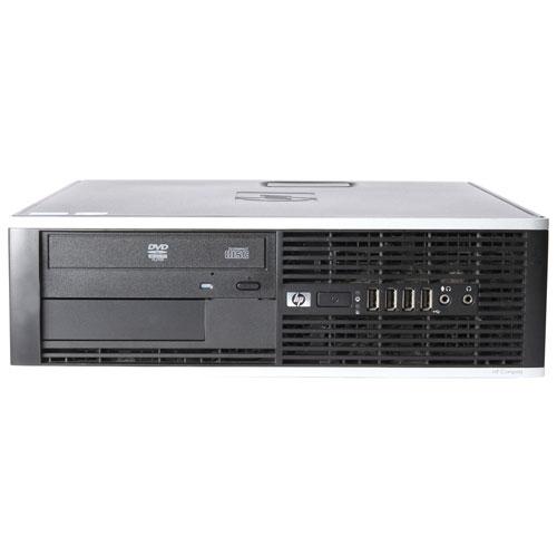 PC Elite 8200 de HP (Core i5-2400 d'Intel/DD 250 Go/RAM 4 Go/HD 2000 d'Intel/Win 7) - Ang - RÀN