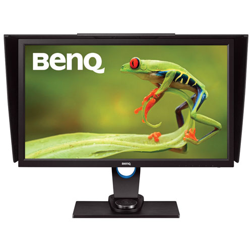 Moniteur DEL HD IPS GTG 1080p 60 Hz 5 ms de 27 po de BenQ