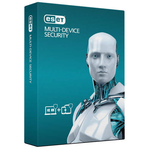 ESET Multi-Device Security - 10 Devices - 1 Year