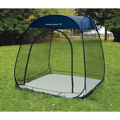 Sportcraft Popup Screen Room - 6 x 6 x 6 ft.  Screen Tents u0026 Houses - Best Buy Canada & Sportcraft Popup Screen Room - 6 x 6 x 6 ft. : Screen Tents ...