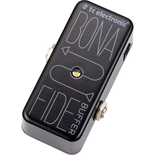 Régulateur de pédale de guitare Flashback X4 de TC Electronic