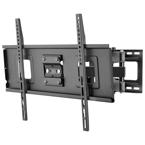 dynex 47 70 full motion tv wall mount tv mounts best buy canada. Black Bedroom Furniture Sets. Home Design Ideas
