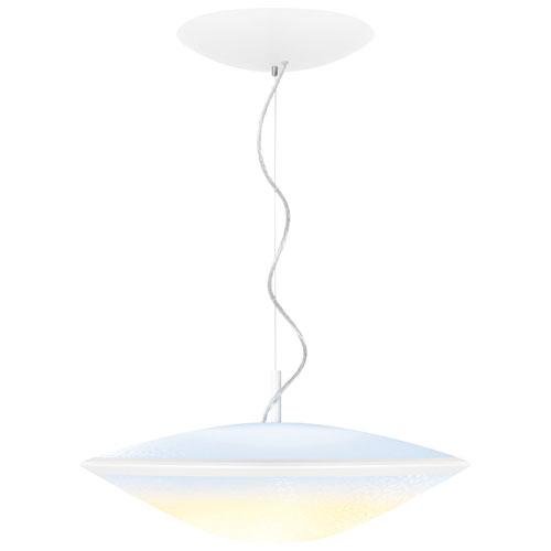 Lampe suspendue Hue Phoenix de Philips - Blanc nacré