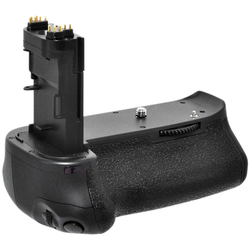 Xit Pro Series Battery Power Grip for Canon 70D DSLR Camera